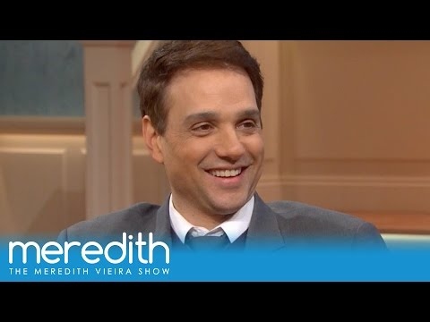 Ralph Macchio Reflects On Being The Karate Kid!   The Meredith Vieira Show