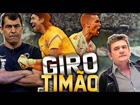 GIRO TIMÃO - Notícias  de HOJE do Corinthians - 15/10/2019