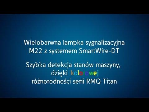 MCI RMQ wielobarwna lampka sygnalizacyjna do systemu SmartWire-DT