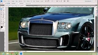 Tuning Virtual 2014-Chrysler 300C SRT8 2005