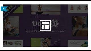 Do Yoga - Fitness Studio & Yoga Club WordPress Theme | Themeforest Download