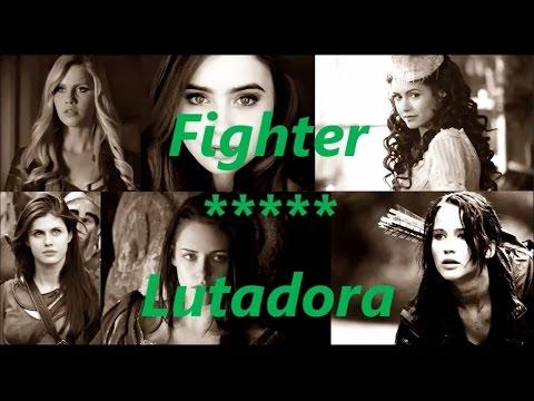 Fighter - Christina Aguilera (Tradução - Legendado)