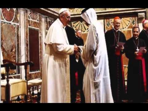 Islamic Prayers in The Vatican. 2014