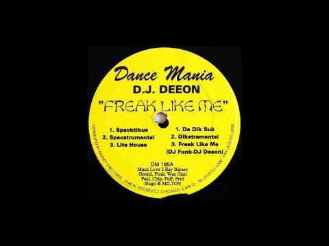 D J Deeon Freak Like Me Dance Mania 1996 2