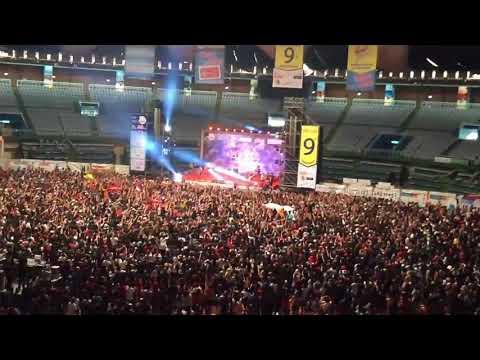 NOAH Live in Taoyuen stadiun TAIWAN(republik of china)//29 oktober 2017