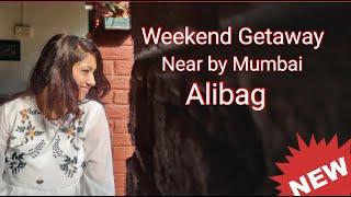 Alibag travel vlog +sidz cottage