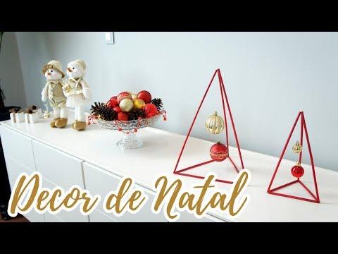 NOSSA DECORAÇÃO DE NATAL   Tati Maniero thumbnail