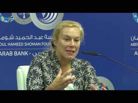 A direct dialogue with the Dutch Minister for Foreign Trade and Development Cooperation Sigrid Kaag