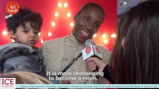 ICEBERG - Fiona May - Interview - BabY FasHioN.iT