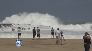 Kauai wave watchers get caught off guard by large swell