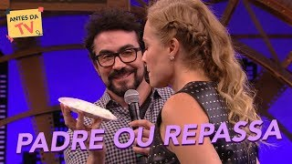 Tatá Werneck e Angélica em: Padre ou Repassa  | Lady Night | Humor Multishow