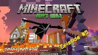 Foxy's Minecraft Adventures - The Ender Dragon & Foxy's Arch Nemesis [5]