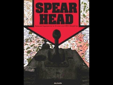 Spearhead WW2: Miniature Wargame, Part 1
