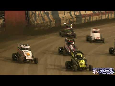 Mini Sprints Feature, East Bay Raceway Park, 11/16/19