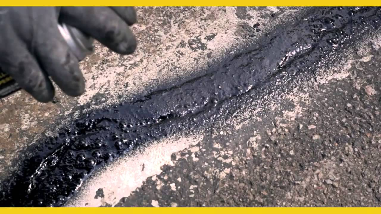 SealUp Sigillante bituminoso spray - YouTube