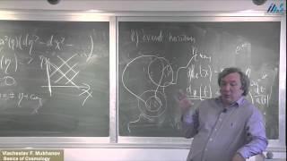 Viacheslav F. Mukhanov - Basics of Cosmology
