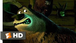 Open Season - Goldilocks the Bear Scene (7/10) | Movieclips