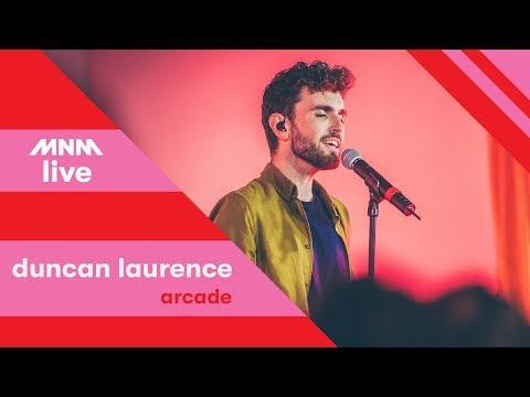 MNM LIVE: Duncan Laurence - Arcade