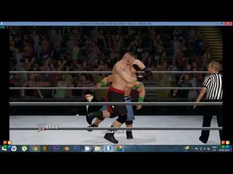 Jhon Cena Vs Brock Lesner WWE full fight in slow motion by SlowMo Superstars