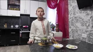 Панжакай. Эрзянская национальная кухня.