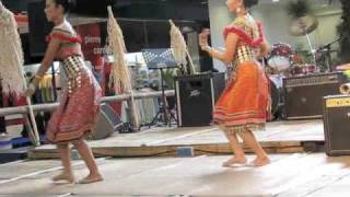Traditional Dance - Ngajat Iban from Sarawak