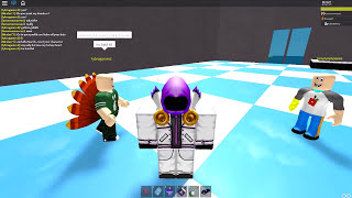 kid thinks he got a free roblox dominus...