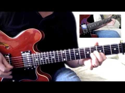 The Smiths - This Charming Man (Guitar Cover)