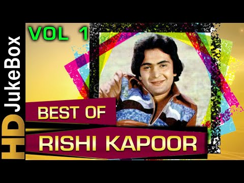 Best Of Rishi Kapoor | Bollywood Hit Songs Collection | Evergreen Romantic Songs
