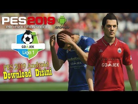 PES 2019 Android Liga 1 Indonesia ( Download Disini)