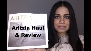 Aritzia Haul and Review: Star Blanket, Audra Corset, and Brisco Shirt