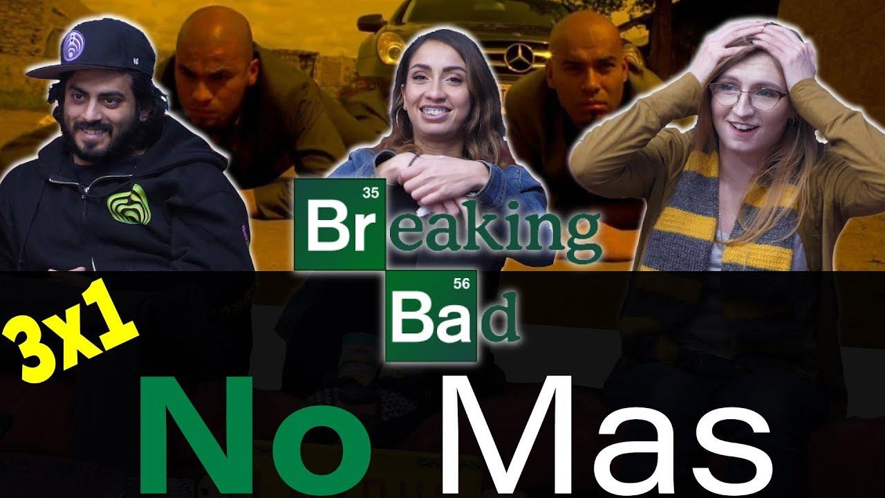 Download Breaking Bad - 3x1- No Mas - Group Reaction