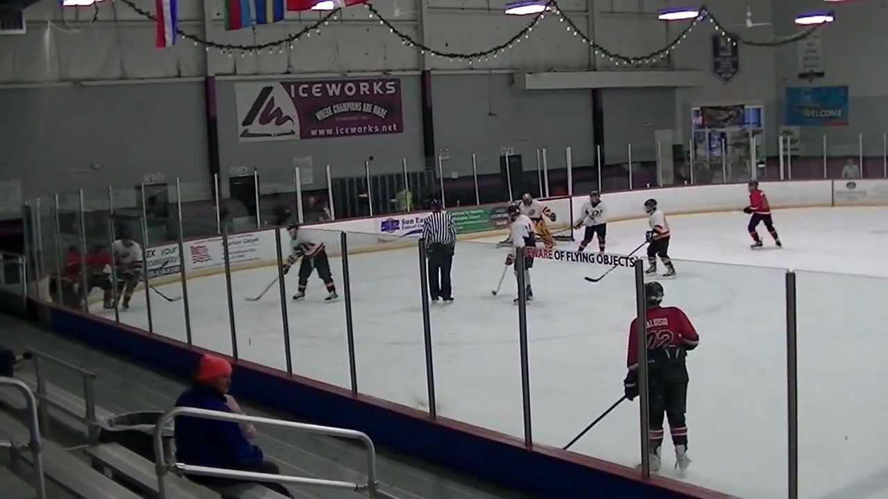 Iceworks Aston Pa St Patty S Day Tournament U18 Midgets Period 3