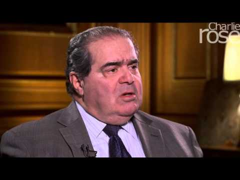Scalia: How to appoint Supreme Court Judges (Nov. 27, 2012) | Charlie Rose