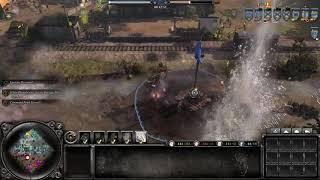 CoH2 american gameplay