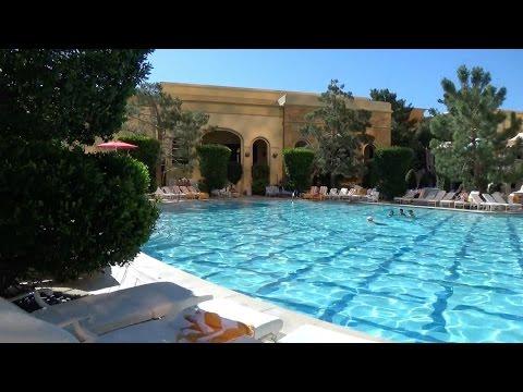 Wynn Resort Las Vegas Pool Walkthrough  -  July 2016