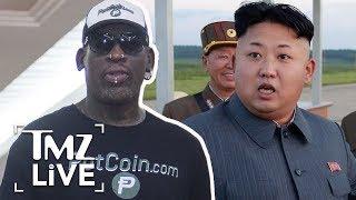 Dennis Rodman Returns To North Korea   TMZ Live
