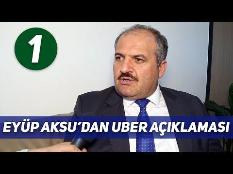 İstanbul Taksiciler Esnaf Odası Başkanı Taksici ve Uber Açıklaması