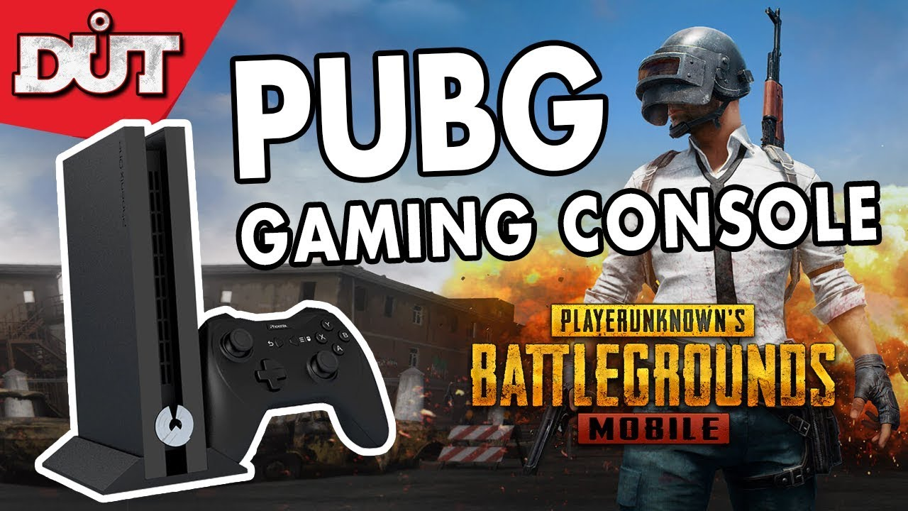 Phoenix One PUBG Mobile GAMING Console Review