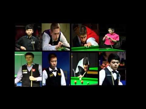 IBSF Soooker under 21 World championship Beijing