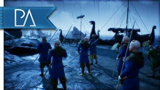 NEW EPIC VIKING RTS GAME - Ancestors Legacy {Beta} Gameplay #1