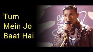 Hindi Love Shayari Video by Prabhat Prabhu| Nojoto Open Mic Chandigarh |Love Shayari in Hindi