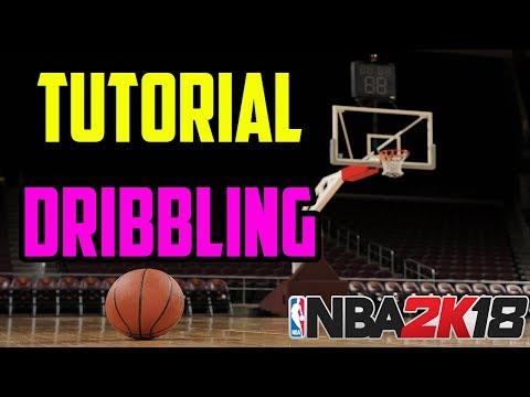 NBA 2K18 | Tutorial Dribbling - Movimientos básicos, combos y Momentum | Español