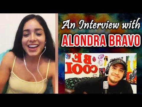 An  with Alondra Bravo