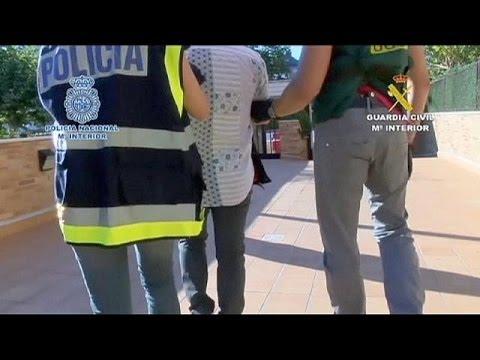 Spanish swoop on Italian mobsters breaks up money laundering gang