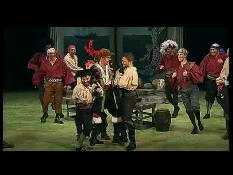 The Pirates of Penzance, The National Gilbert & Sullivan Opera Company - 2017 Tour