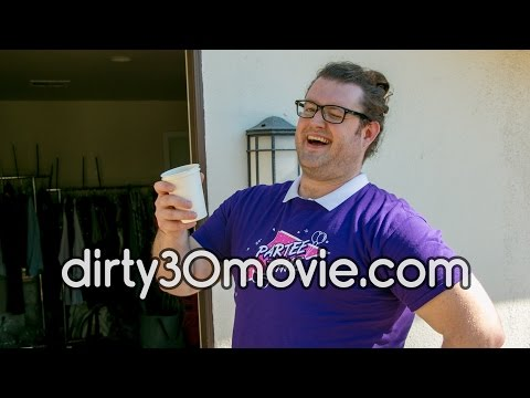 DIRTY 30 MOVIE BEHIND THE SCENES | PART 7
