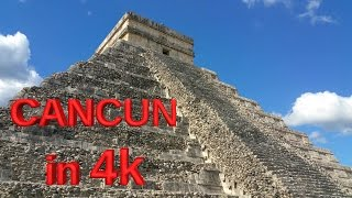 Cancun in 4k!! - Filmed with the Samsung Note 4