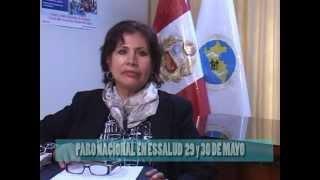 Vidalina Leiva (SINESSS) Perú