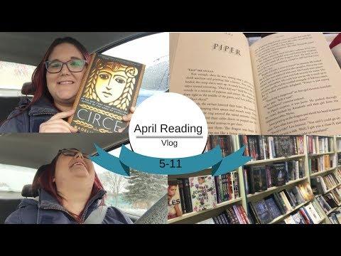 I'm Writing Again!⎪Reading Vlog: April 5-11