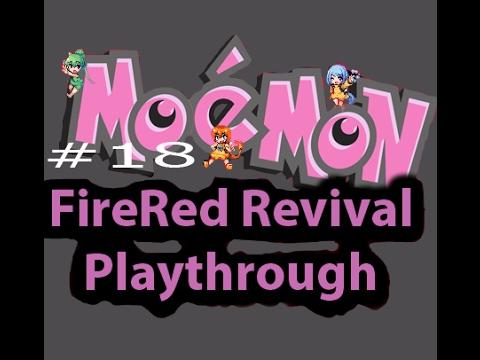 """Exploring Sevii Islands!"" Moemon FireRed Revival #18"